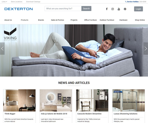Dexterton Corporation