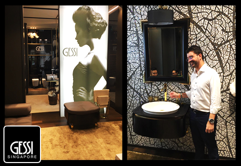 Dexterton and Rockwell Group Visit Casa Gessi Singapore image