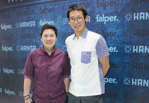 Gemma Tan, Dexterton Sales Coord. with Arch. Leo Po
