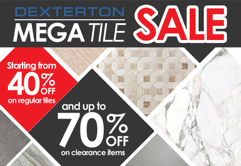 Mega Tiles | Tile Design Ideas
