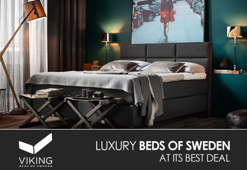 Luxury Beds of Sweden at its Best Deal