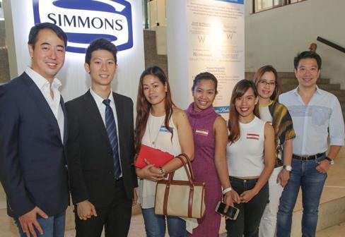 Simmons BeautySleep® Grand Launching image