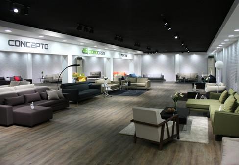 Newly Renovated Furniture Showroom Image