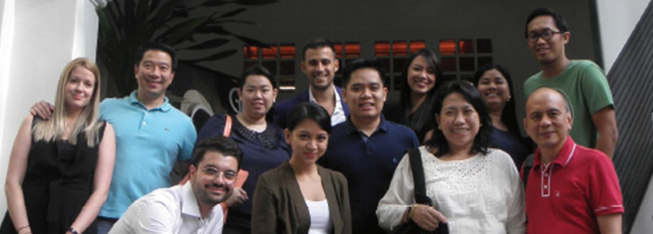 Dexterton and Rockwell Group Visit Casa Gessi Singapore image 2