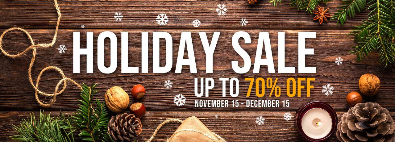 Holiday Sale 2019 image 2