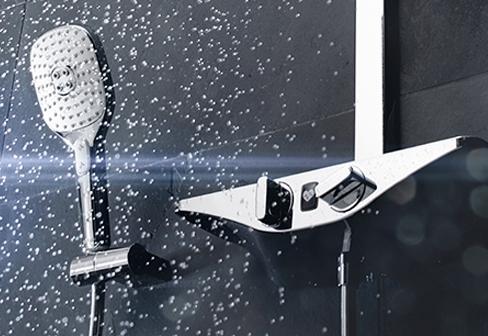 HANSAEMOTION: The Wellfit Shower System image