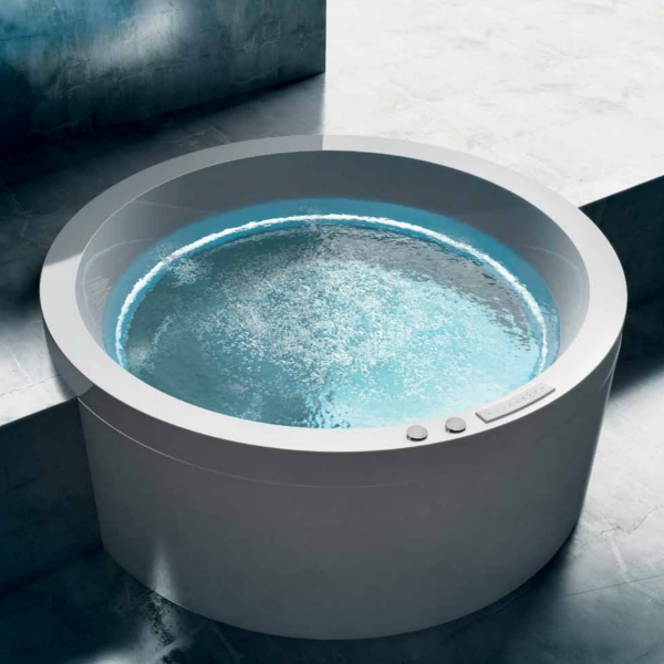 Gruppo Treesse Spectacular Whirlpool Tubs image