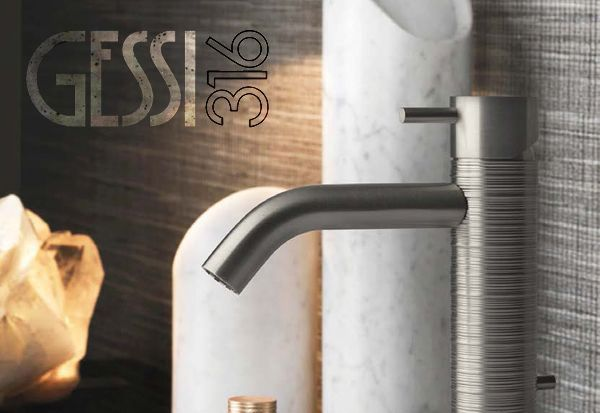 Gessi Fashions Steel