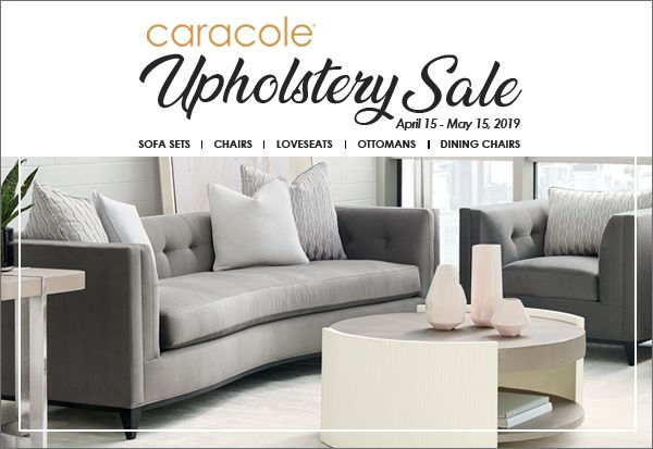 Caracole Upholstery Sale image