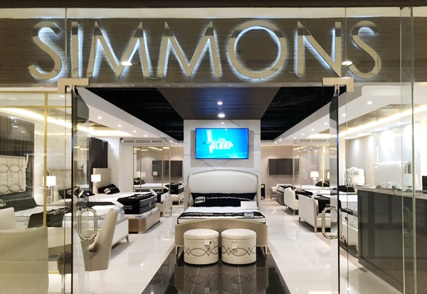 Simmons Gallery Shangri-La Plaza Now Open