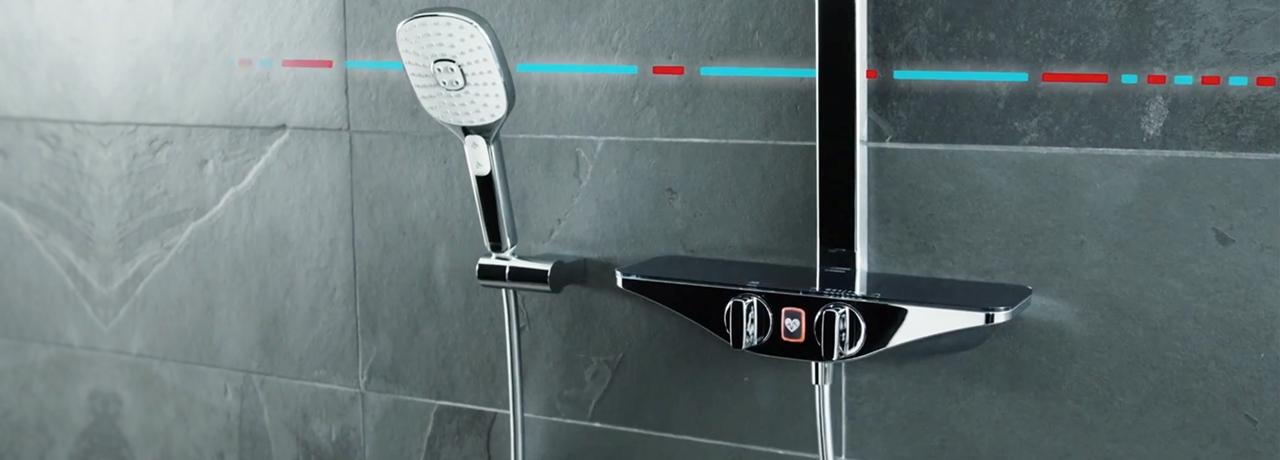 HANSAEMOTION: The Wellfit Shower System image 2