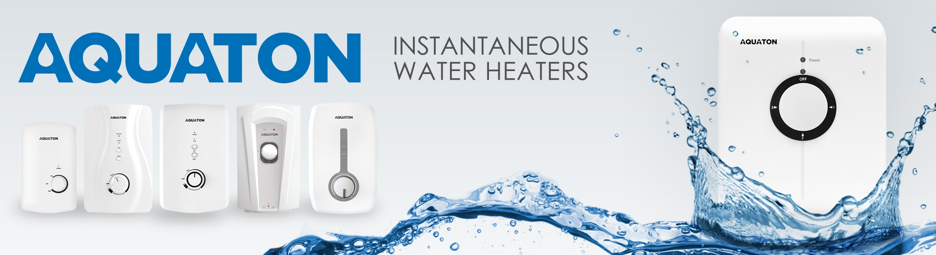 Aquaton Water Heaters