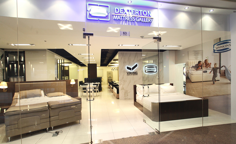 Dexterton Mattress Gallery Showroom