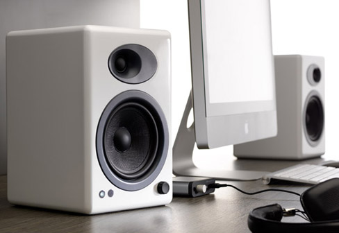 A5+ Active Bookshelf Speakers