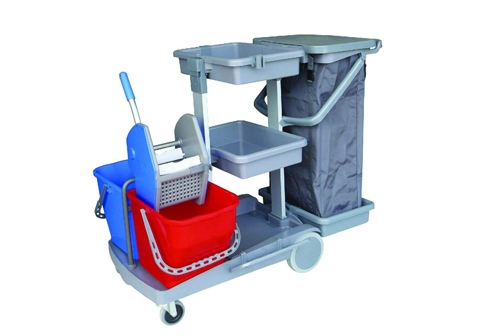 Cleanic Janitorial Carts