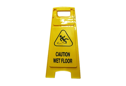 Cleanic Floor Signs
