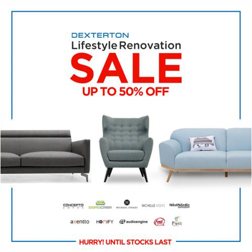 Lifestyle Renovation Sale