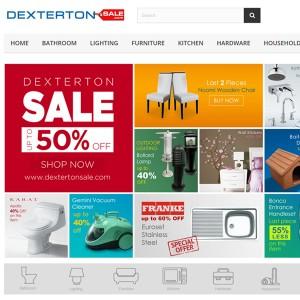 dextertonsale.com